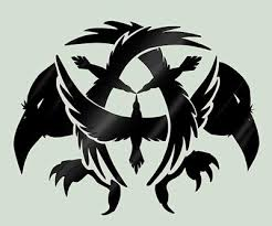 Image result for crow symbol